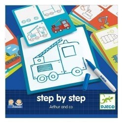 Eduludo Step by step Arthur...