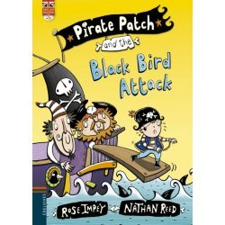 PIRATE PATCH AND THE BLACK BIRD ATTACK CD