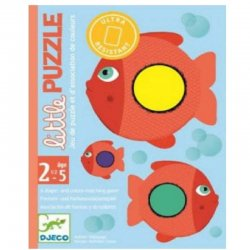 CARTAS LITTLE PUZZLE