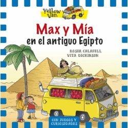 MAX Y MIA EN EGIPTO