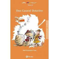 42.DON CARACOL DETECTIVE.(ALTAMAR+8 ANOS)